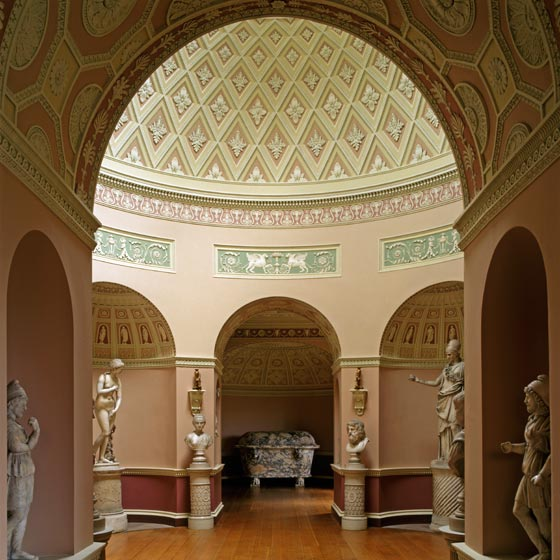 Statue-Gallery-Newby-Hall